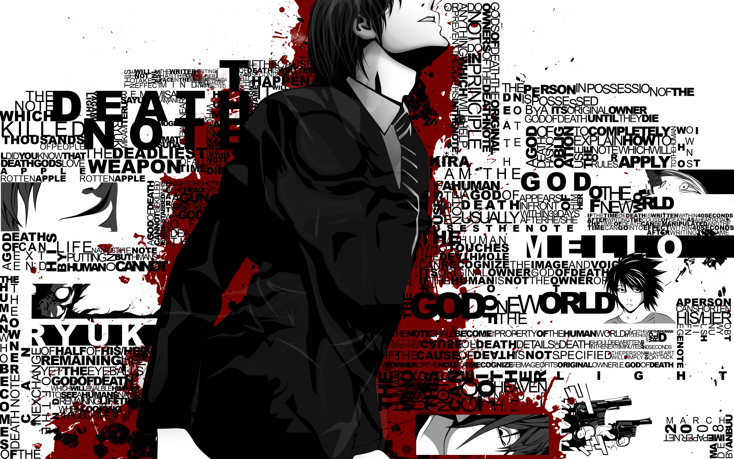 Death Note Wallpapers A16