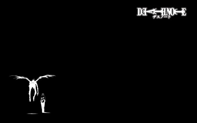Death Note Wallpapers symbols
