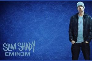 Eminem Wallpapers HD blue beanie