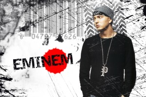 Eminem Wallpapers HD red dot