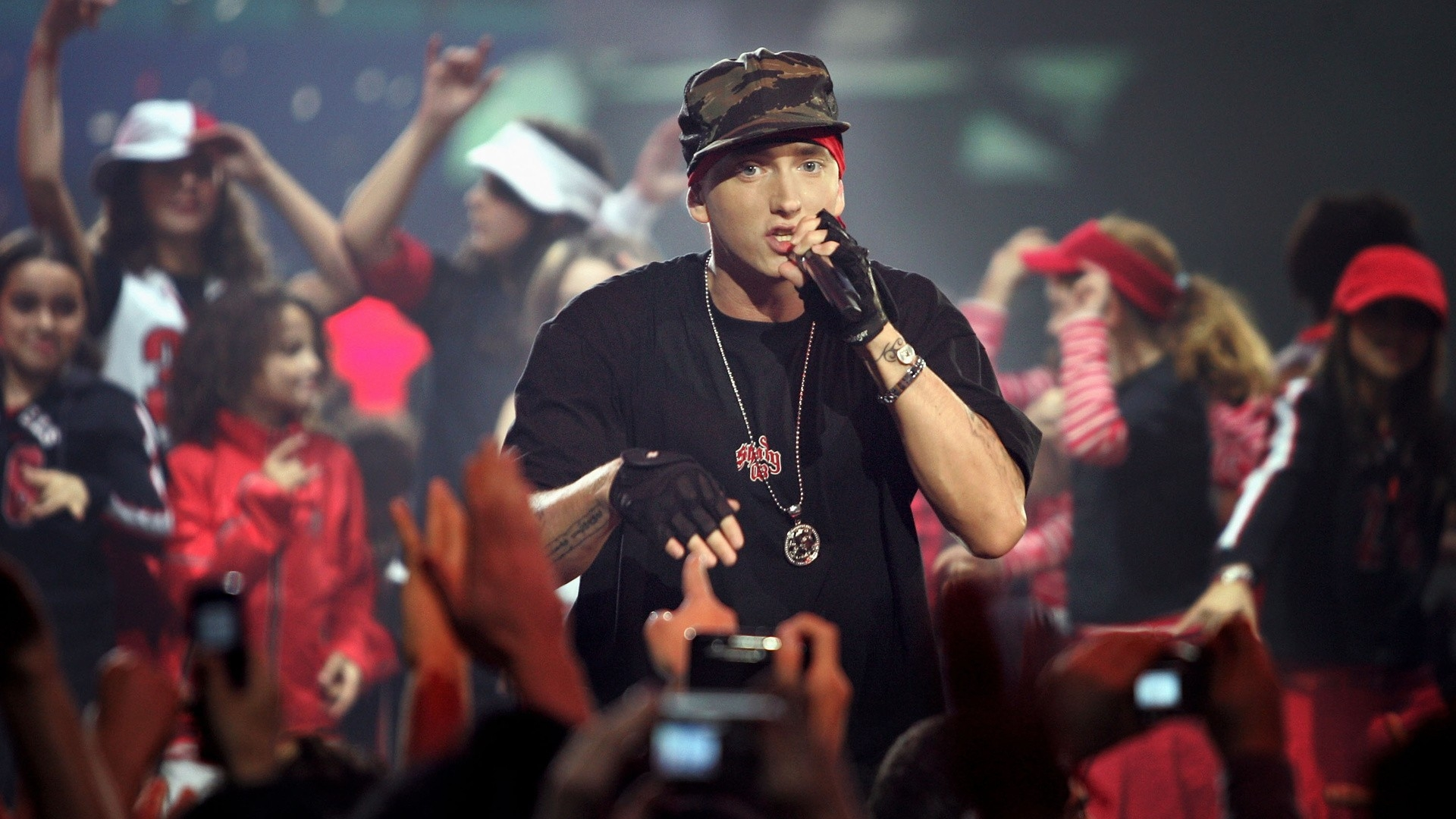 Eminem Wallpapers HD rapping