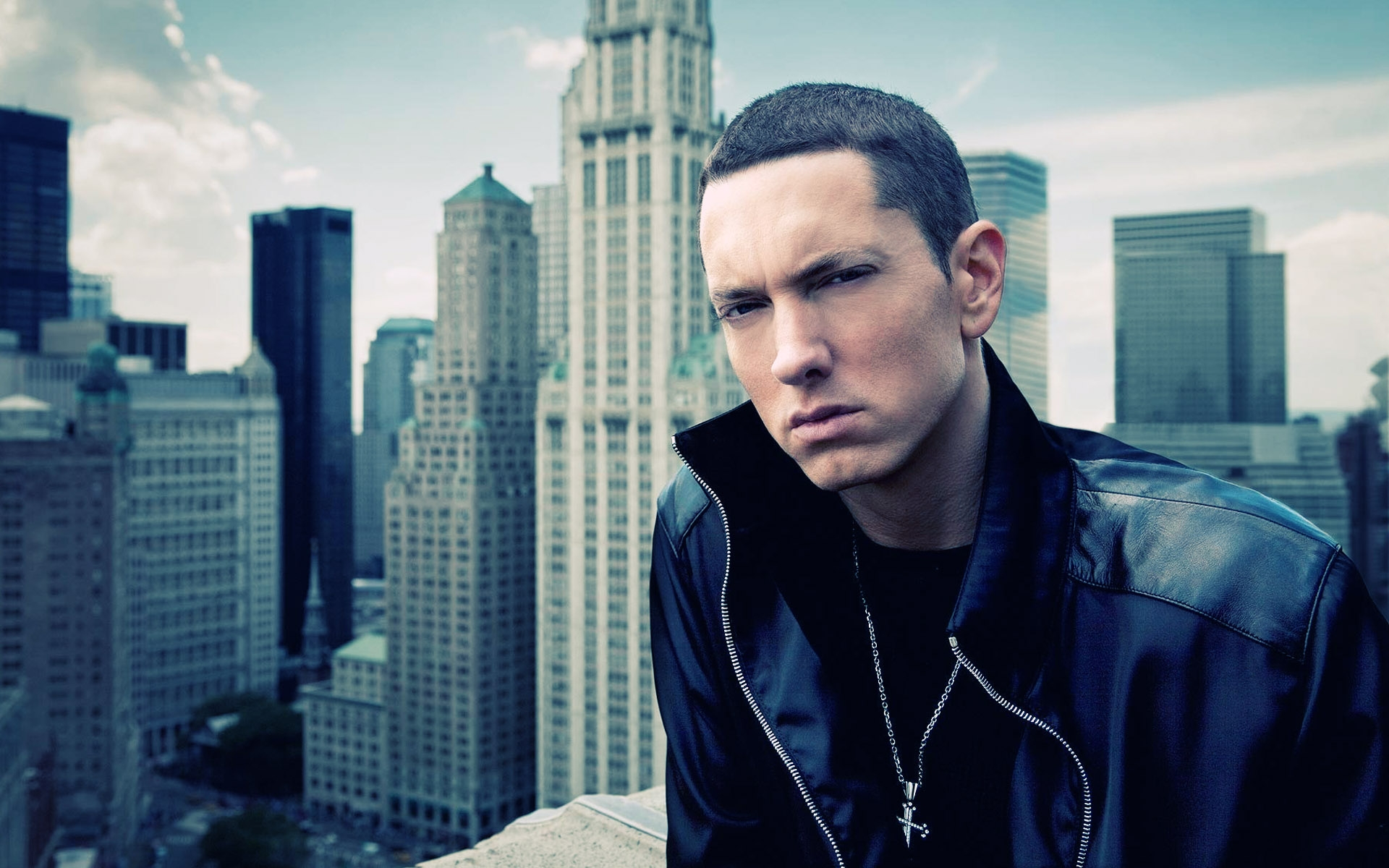 Eminem Wallpapers HD city