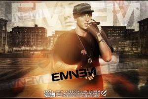 Eminem Wallpapers HD poster