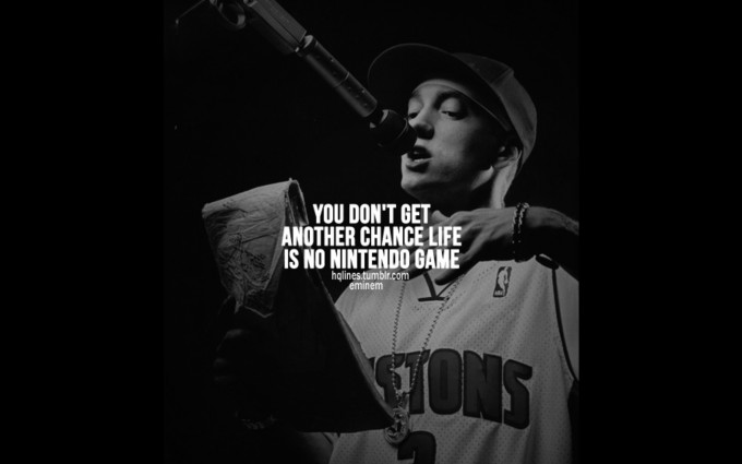 Eminem Wallpapers HD quotes