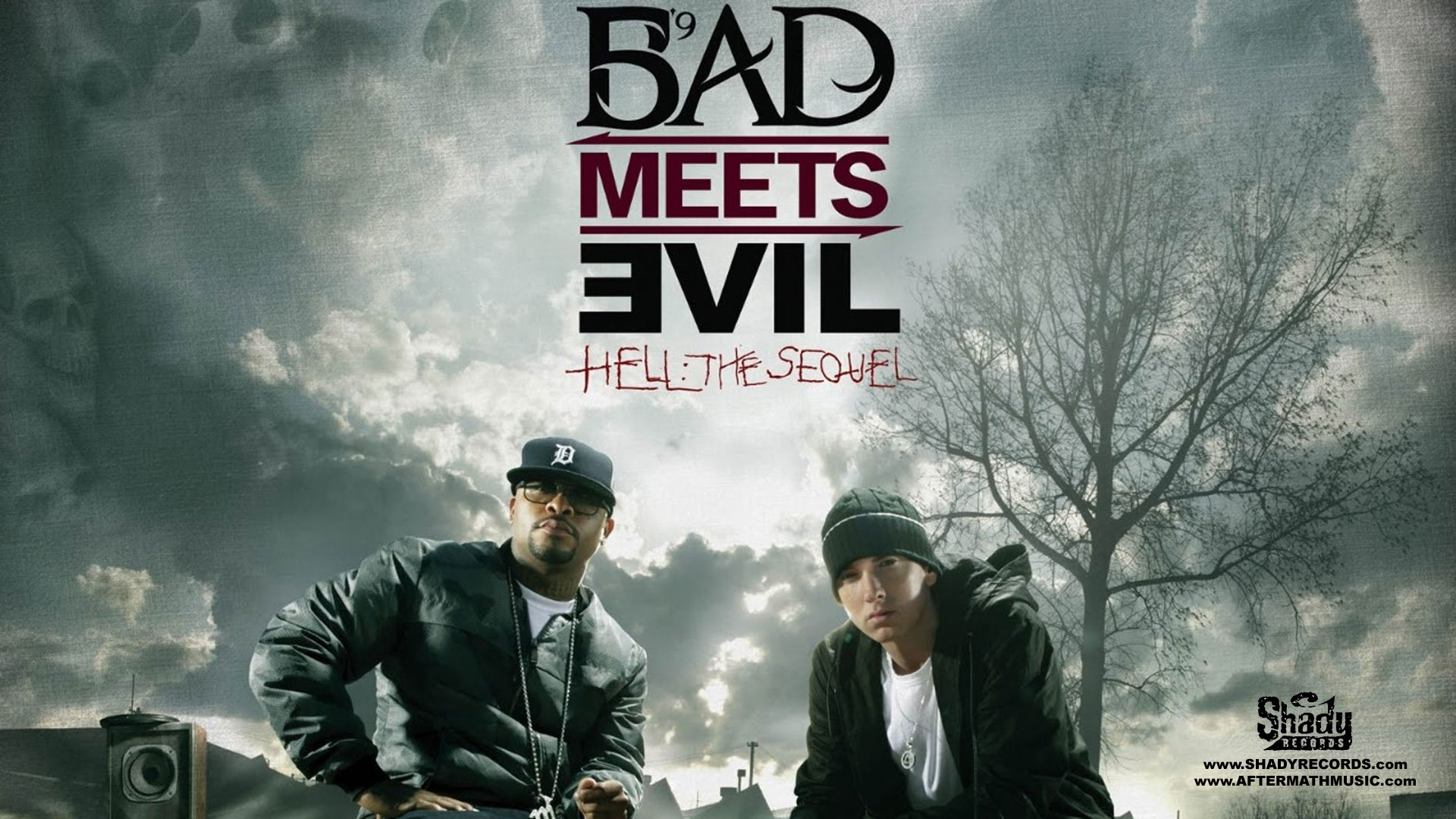 Eminem Wallpapers HD bad meets devil