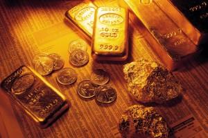 Gold Wallpapers bar
