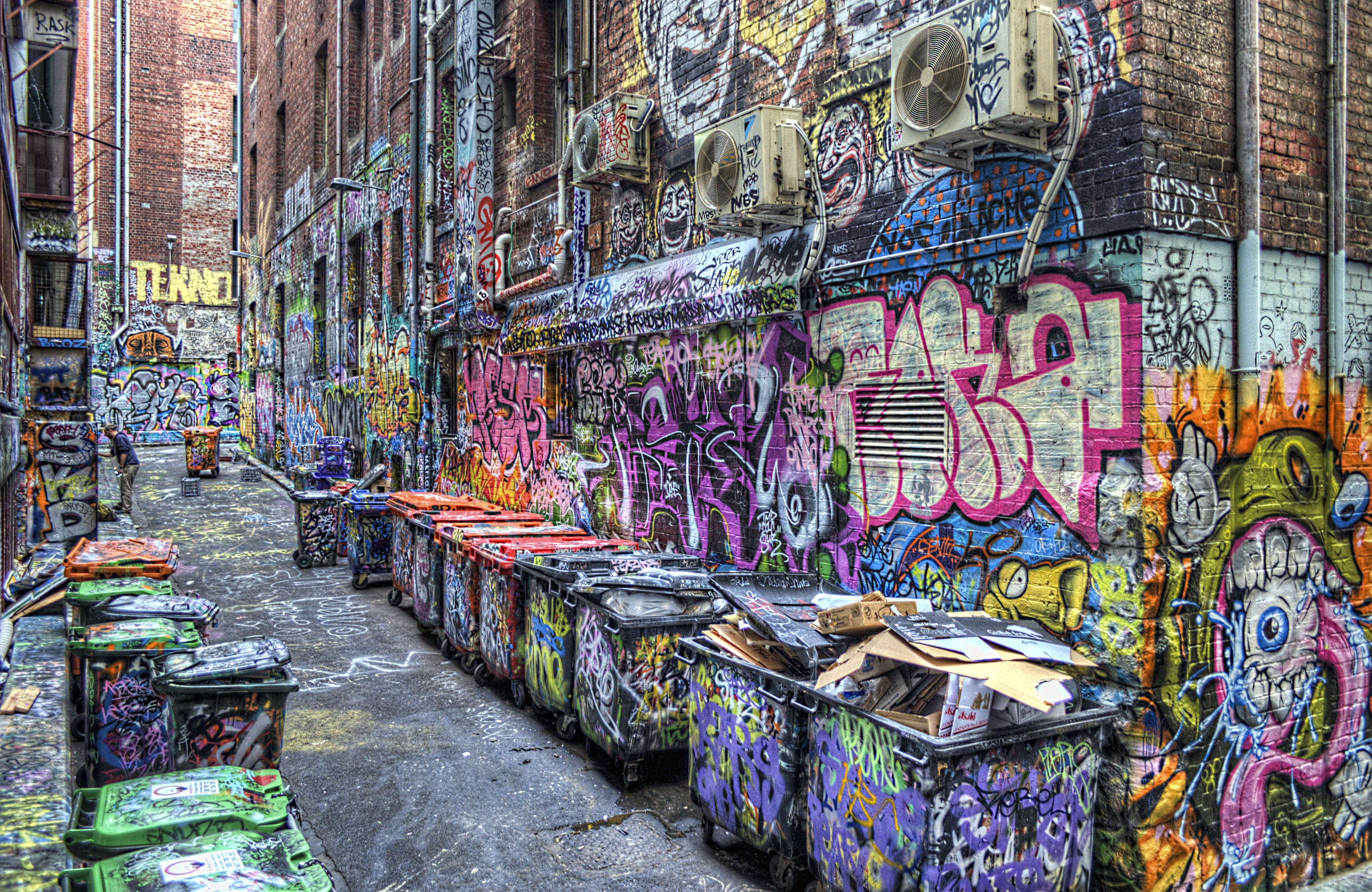 Graffiti wallpapers - Free A14 fonts HD Desktop background images pictures downloads