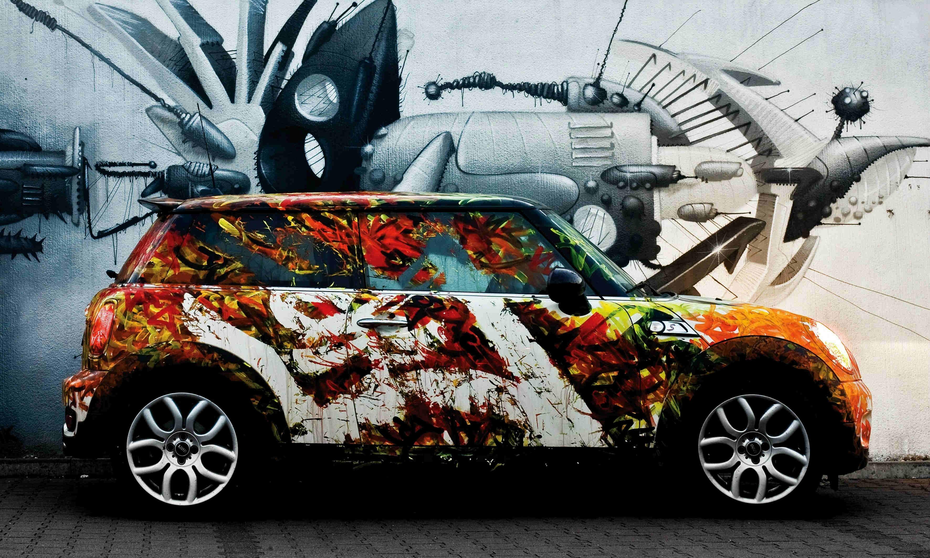 Graffiti HD Desktop Wallpapers A16