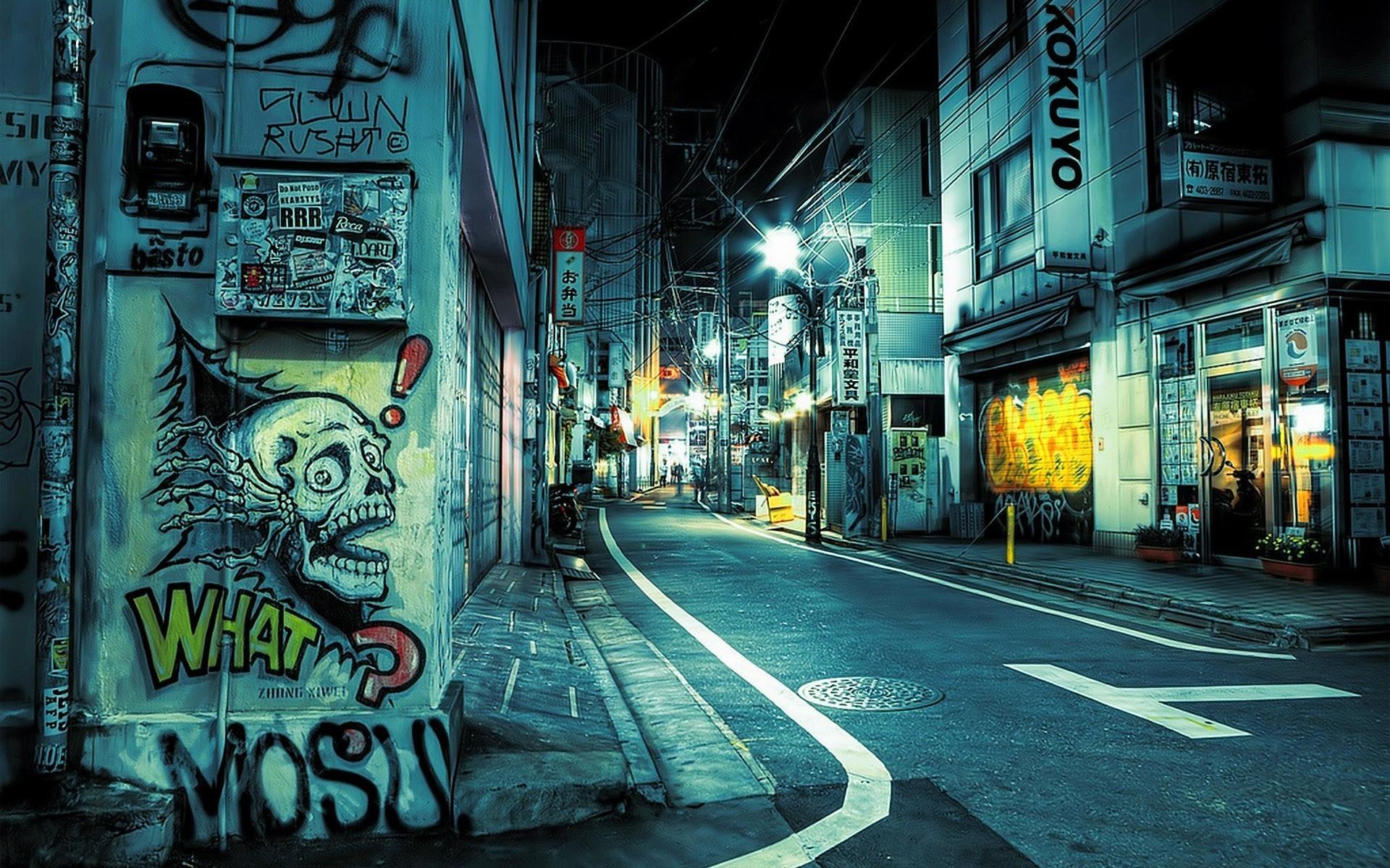 Graffiti HD Desktop Wallpapers A17