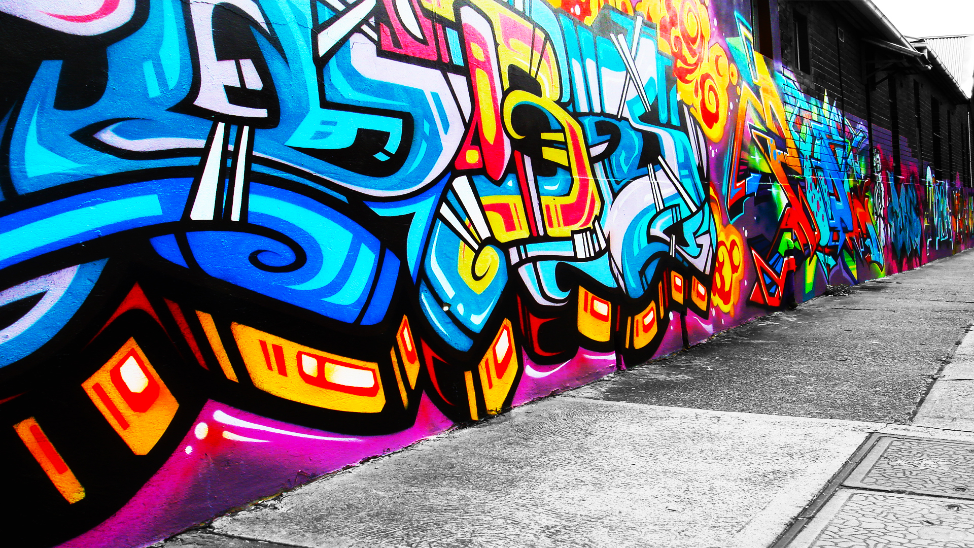 Graffiti wallpapers - Free A9 fonts HD Desktop background images pictures downloads