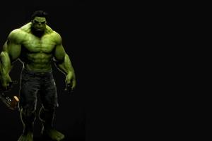 Hulk Wallpaper angry