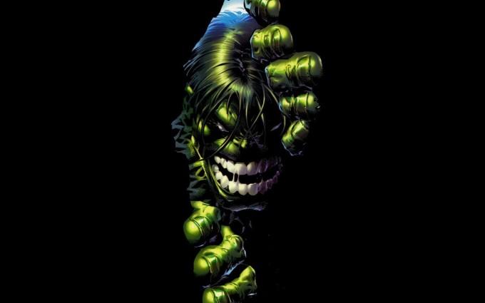 Hulk Wallpaper anime