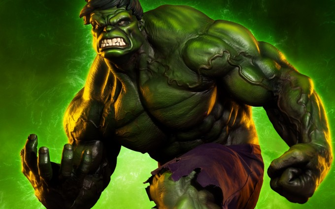 Hulk Wallpaper cartoon