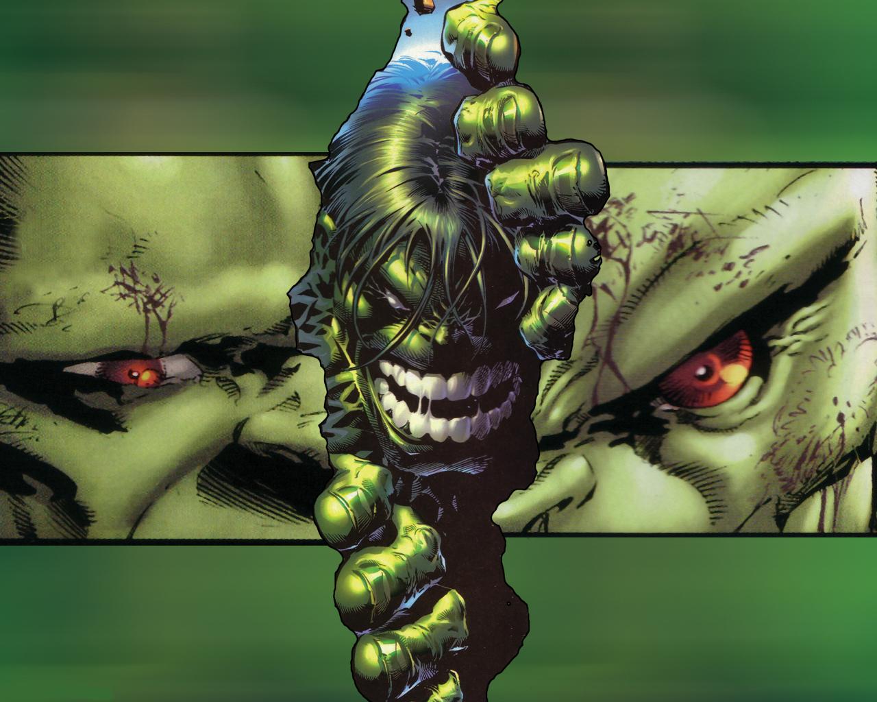 Hulk Wallpaper devil