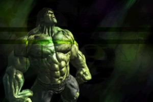 Hulk Wallpaper muscle
