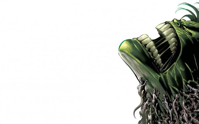 Hulk Wallpaper pain