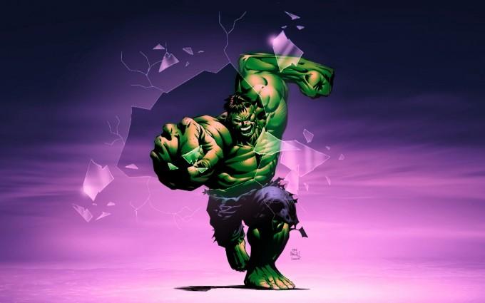Hulk Wallpaper power