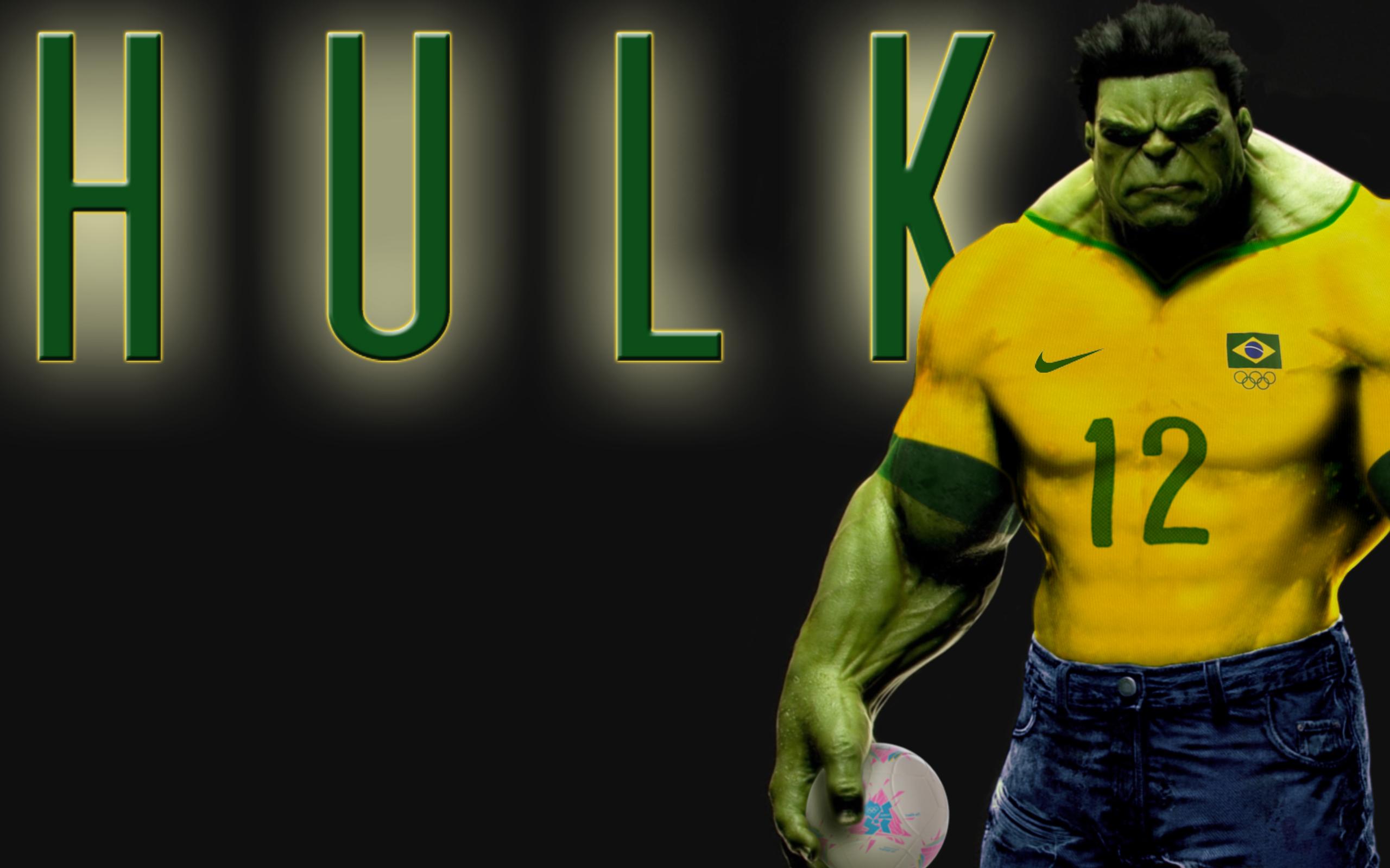 Hulk Wallpaper soccer