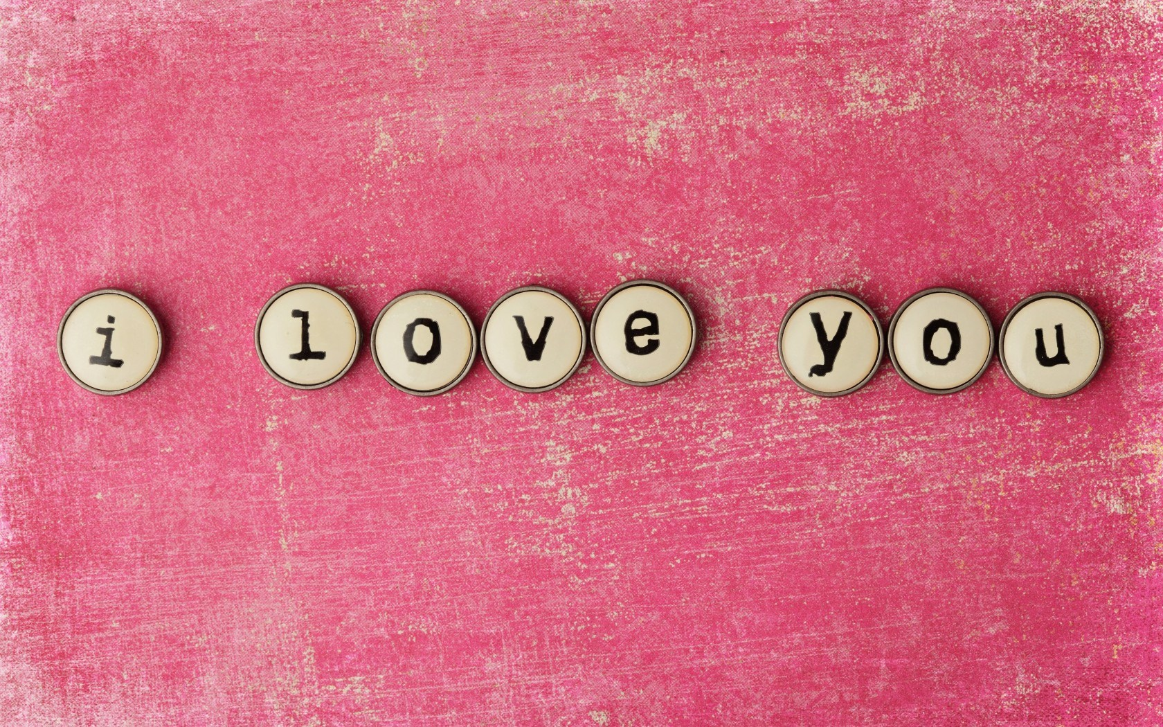 I Love You Wallpapers beads