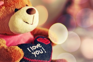 I Love You Wallpapers teddy