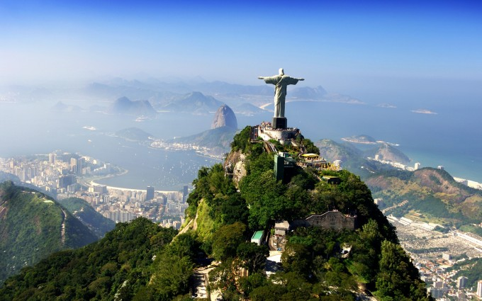 Jesus Wallpapers Images HD rio