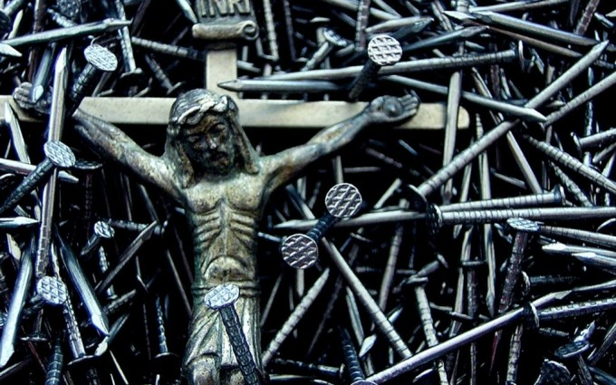 Jesus Wallpapers Images HD crucified 2