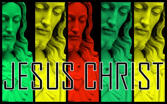 Jesus Wallpapers Images HD colorful