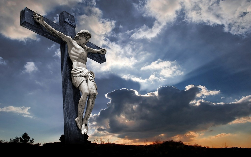 Jesus Wallpapers Images HD  crucified