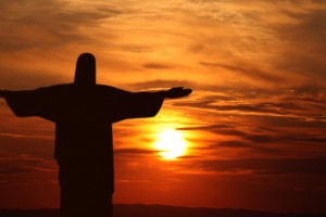 Jesus Wallpapers Images HD sun rise
