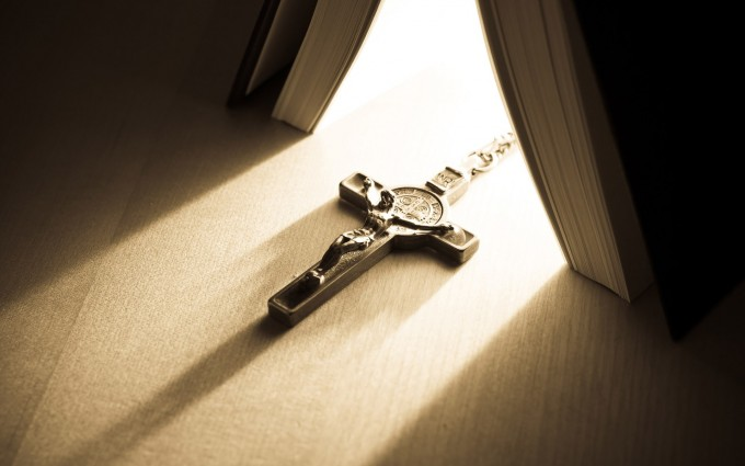 Jesus Wallpapers Images HD cross key chain