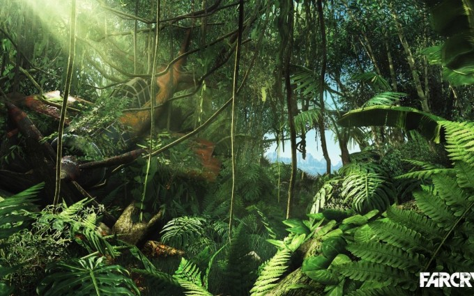 Jungle Wallpapers nature far cry 3