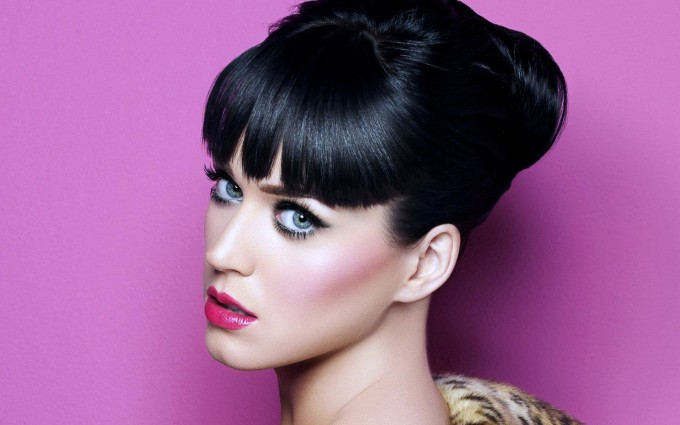 Katy Perry Wallpaper closeup