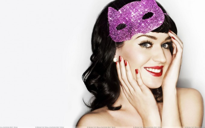 Katy Perry Wallpaper cute smile