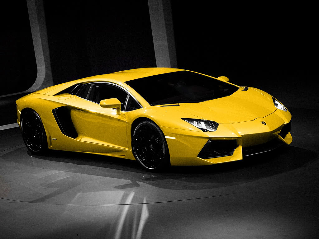 Lamborghini Aventador Wallpapers A2 - HD Background