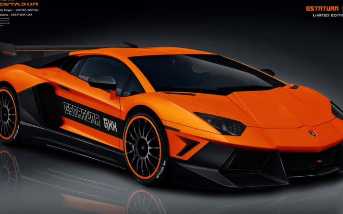 Lamborghini Aventador Wallpapers HD A24 Orange - lamborghini aventador desktop sports cars, race cars, luxury cars, expensive cars, wallpapers pictures images free download