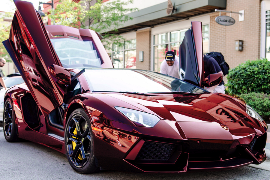 Lamborghini Aventador Wallpapers HD A32 Maroon - lamborghini aventador desktop sports cars, race cars, luxury cars, expensive cars, wallpapers pictures images free download