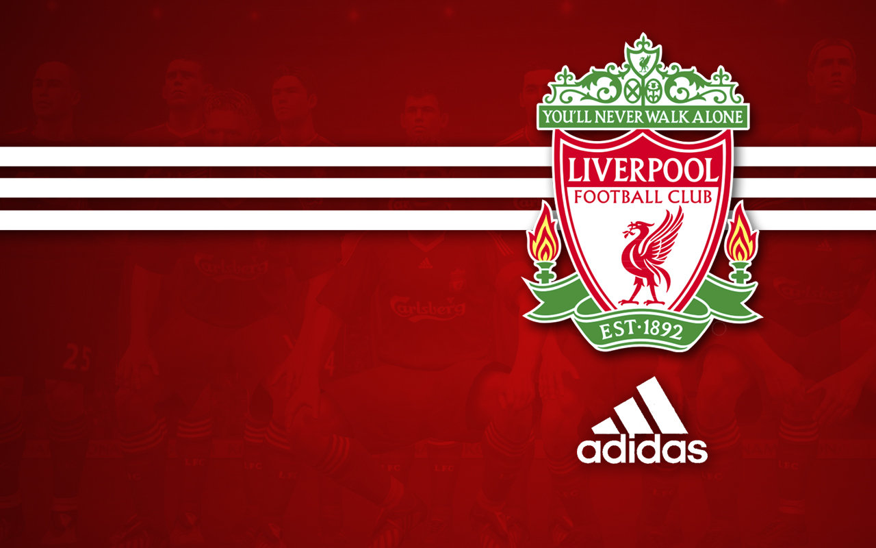 Liverpool Wallpapers HD adidas