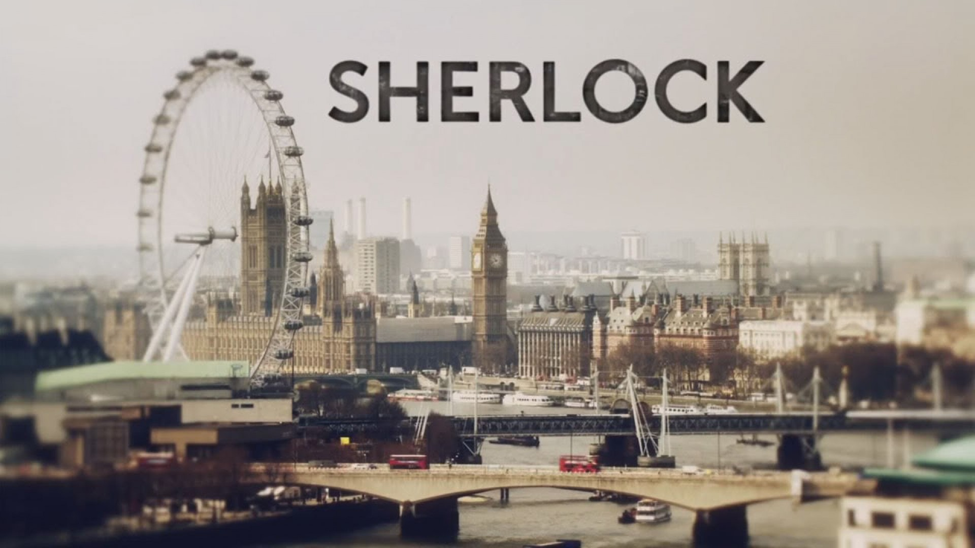 London Wallpapers HD sherlock