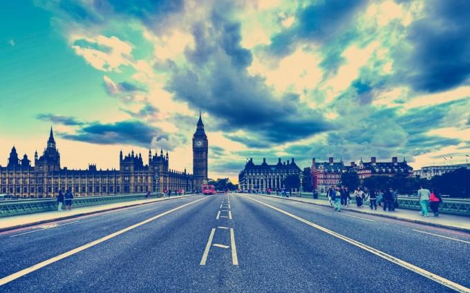 London Wallpapers HD streets
