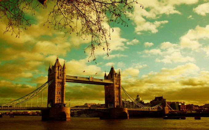 London Wallpapers HD bridge photography
