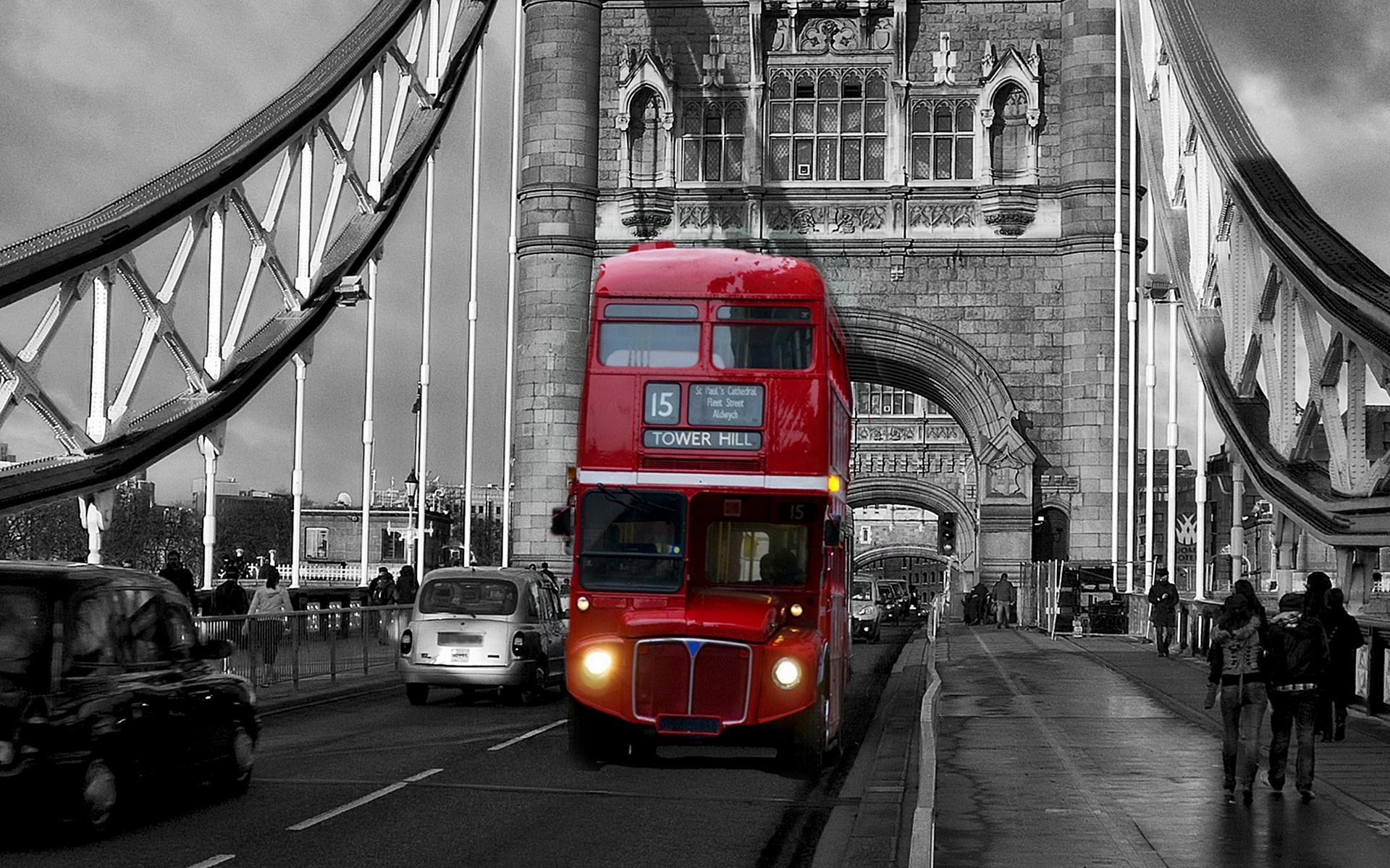 London Wallpapers HD BUS