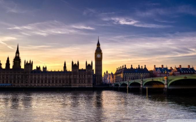London Wallpapers HD clock3