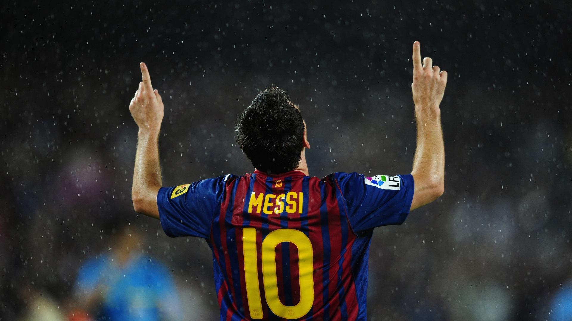 Messi Wallpaper No 10