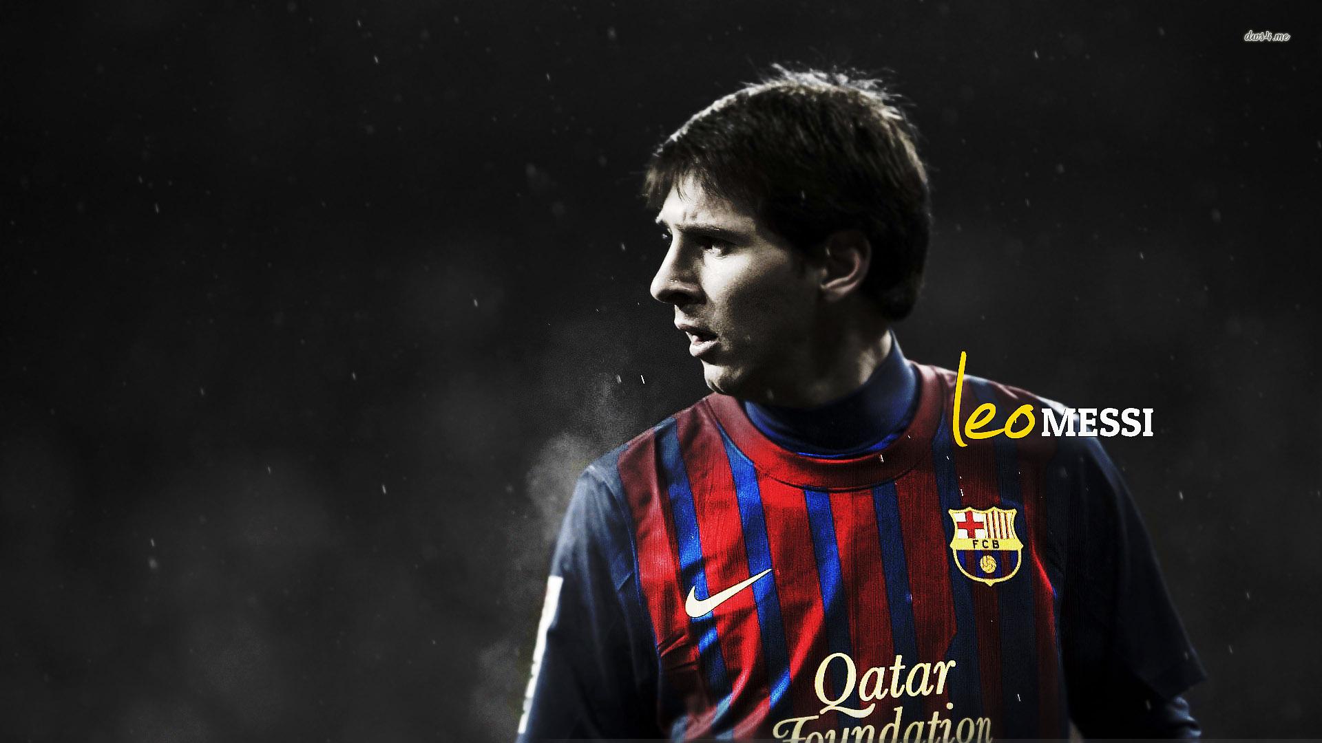 Messi Wallpaper qatar