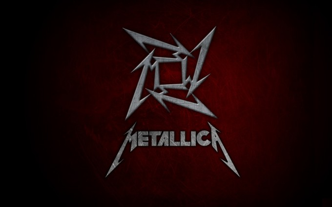 metallica wallpaper logo