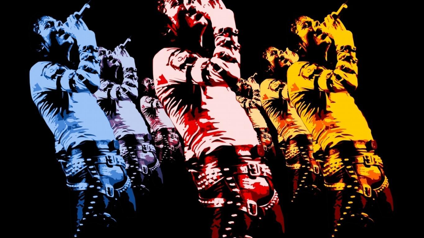 Michael Jackson Wallpapers HD clones