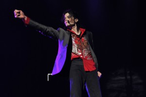 Michael Jackson Wallpapers HD red shirt