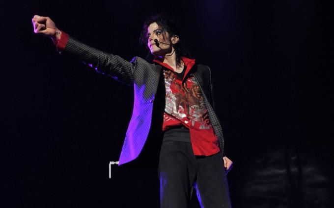 Michael Jackson Wallpapers HD red shirt