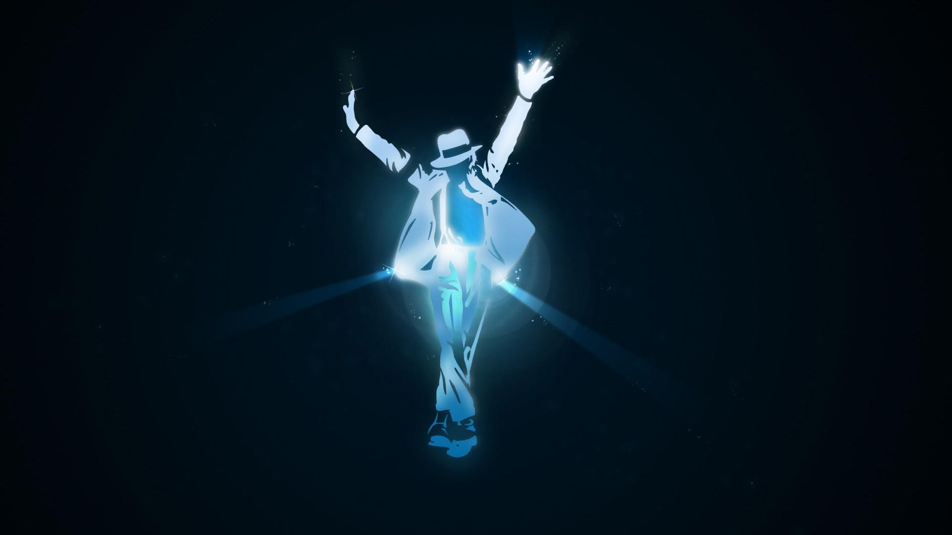 Michael Jackson Wallpapers HD blue shadow