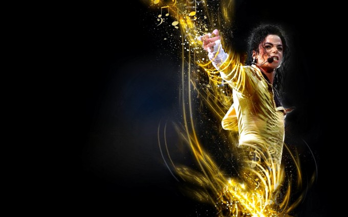Michael Jackson Wallpapers HD golden top